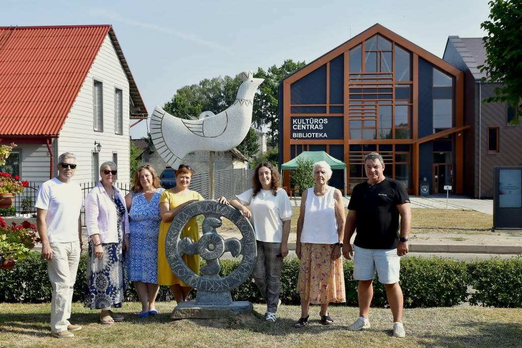 Vievis – 2022-ųjų m. Mažoji kultūros sostinė. Interviu su Vievio kultūros centro direktore Audrone Stepankevičiūte
