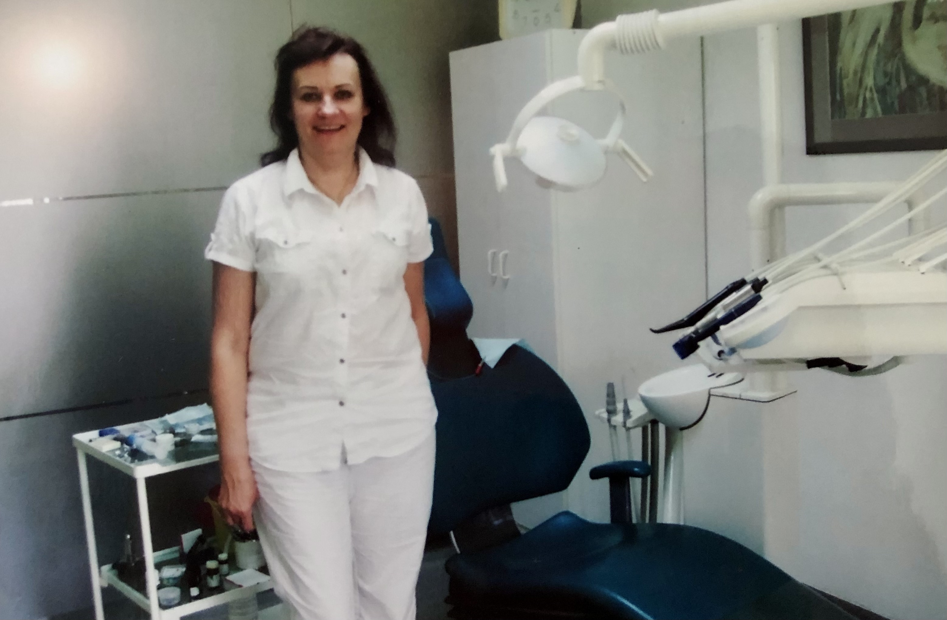 Odontologija anksčiau ir dabar. Interviu su odontologe Raimonda Stankevičiene