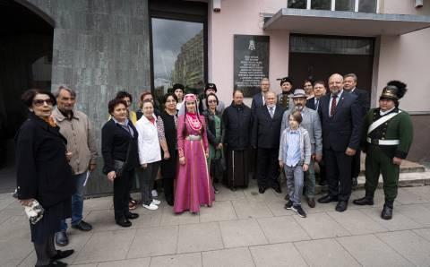Totoriškų šaknų žmonių daugiau negu save laikančių totoriais