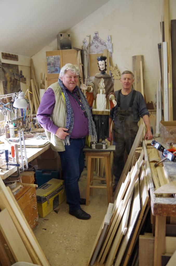 Menininkas Virginijus Stančikas: tapyba – poilsis po darbų