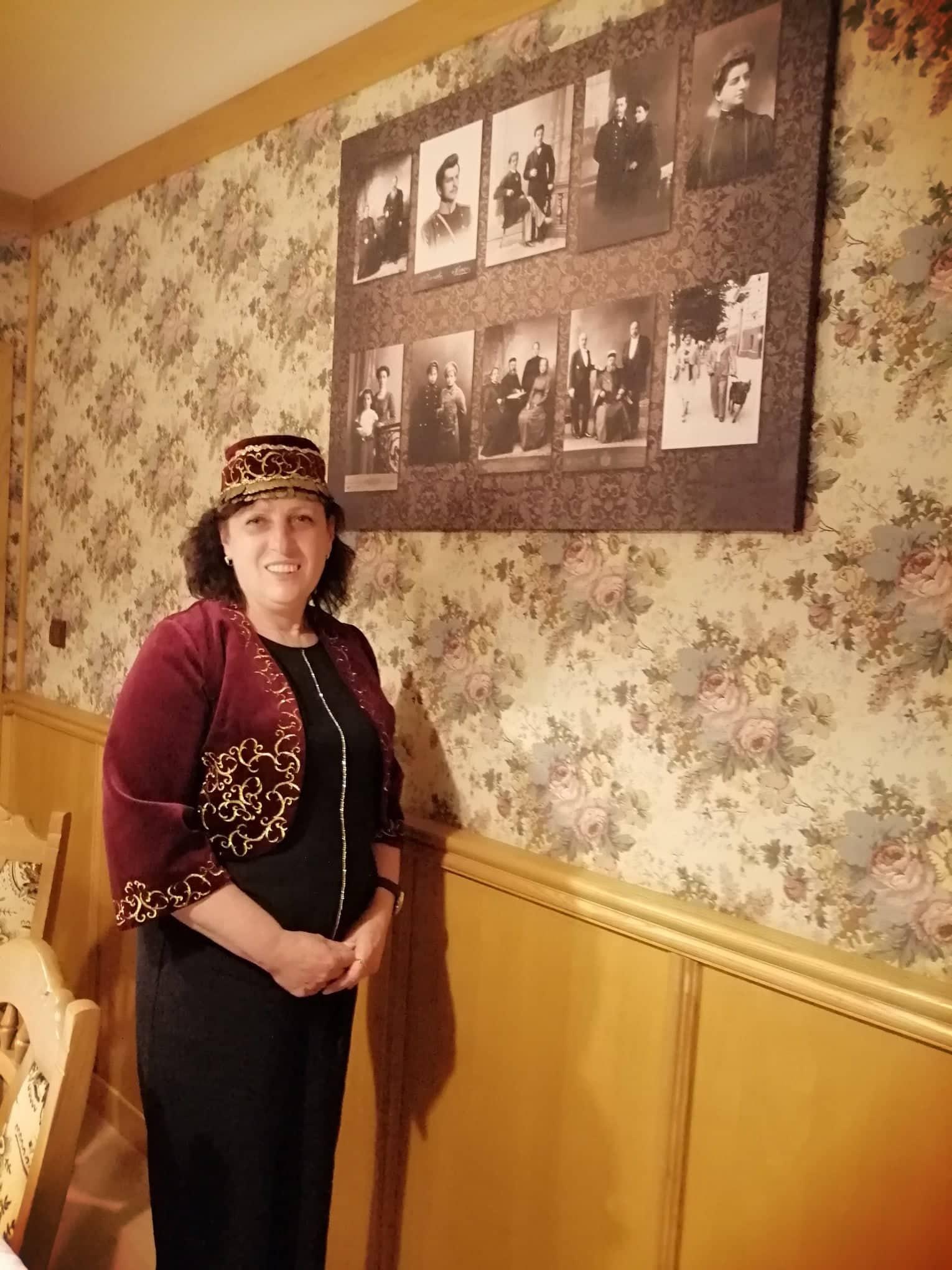 Karaimė  Ingrida Špakovskaja: Lietuva tapo nepriklausoma negandų patyrusių žmonių viltimi
