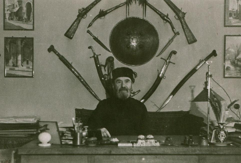 Apie karaimų tradicijas, nacionalinę virtuvę bei tautos istoriją muziejuje